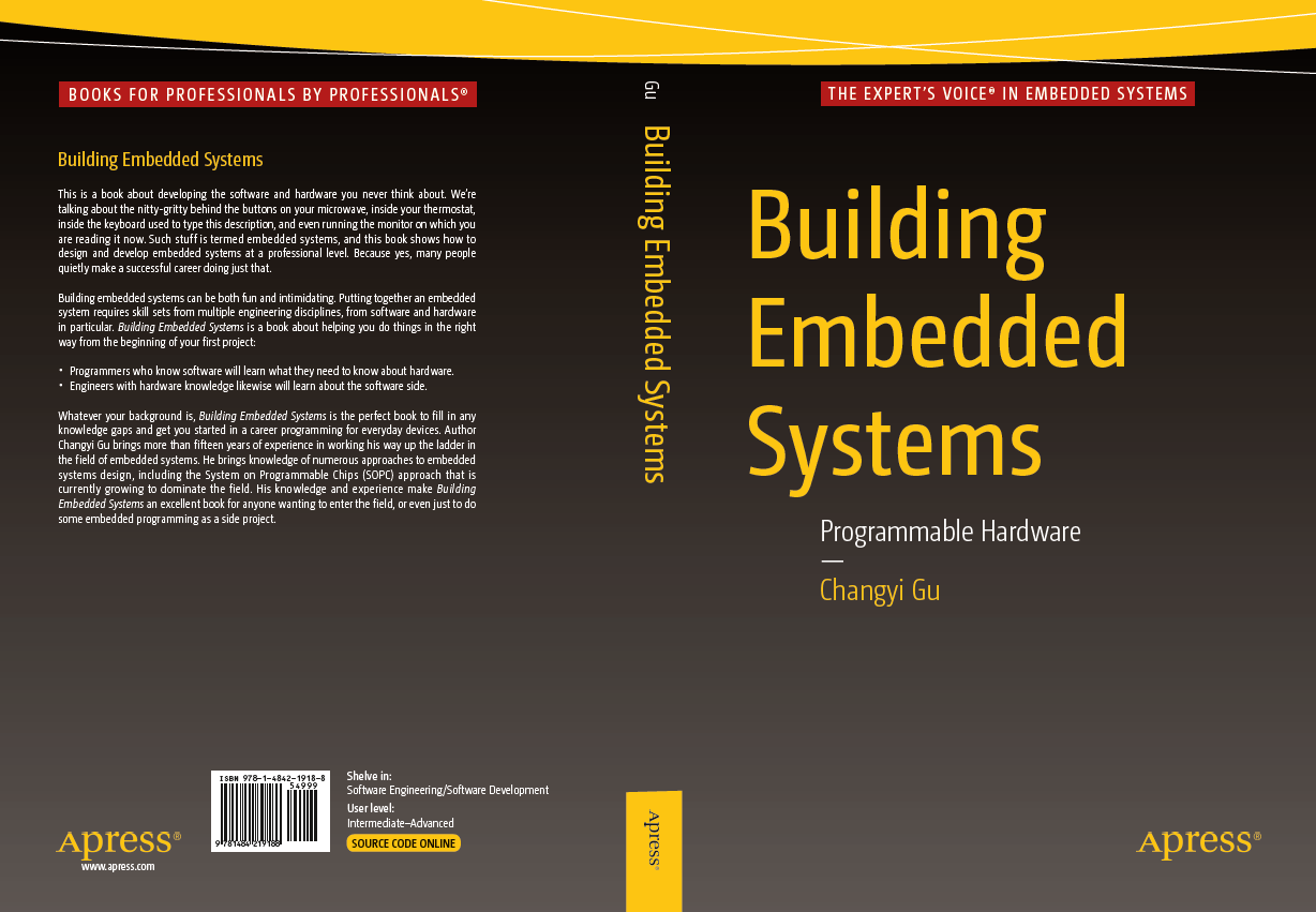 Building Embedded Systems - Programmable Hardware